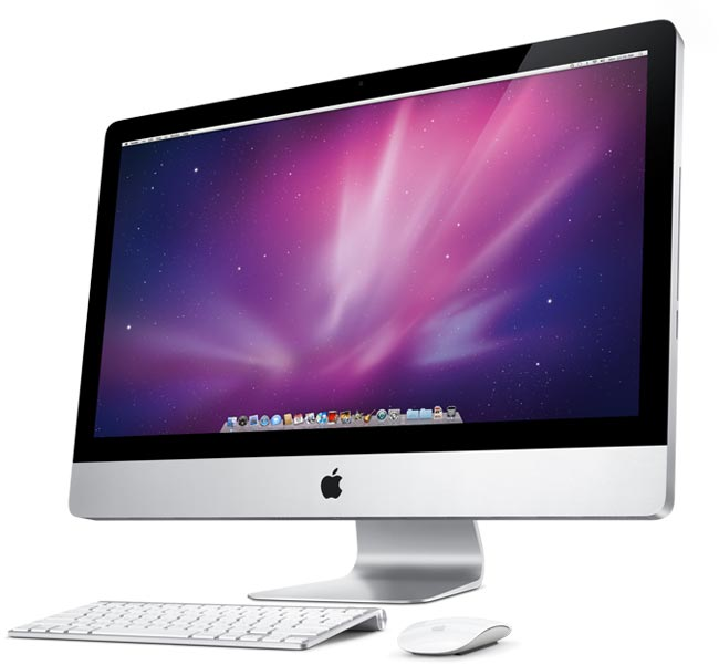 Apple To Release 2011 iMac's In May?