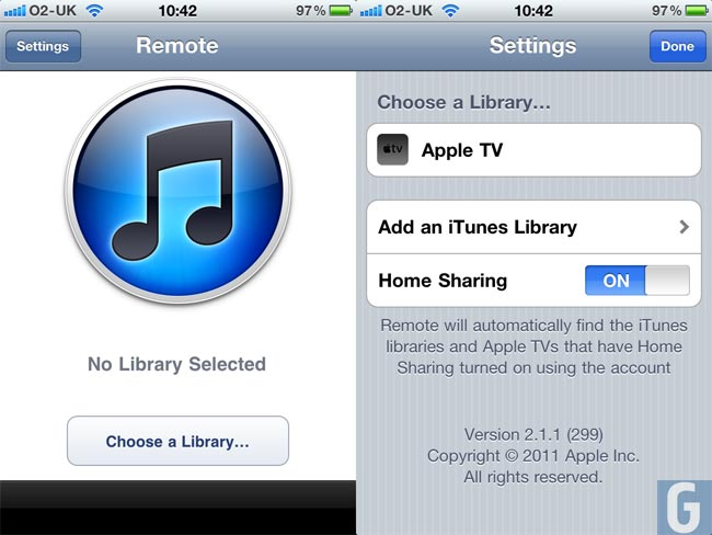 Apple Updates Remote App For iPad And iPhone