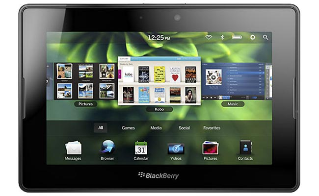 BlackBerry PlayBook Now Available To Pre-Order