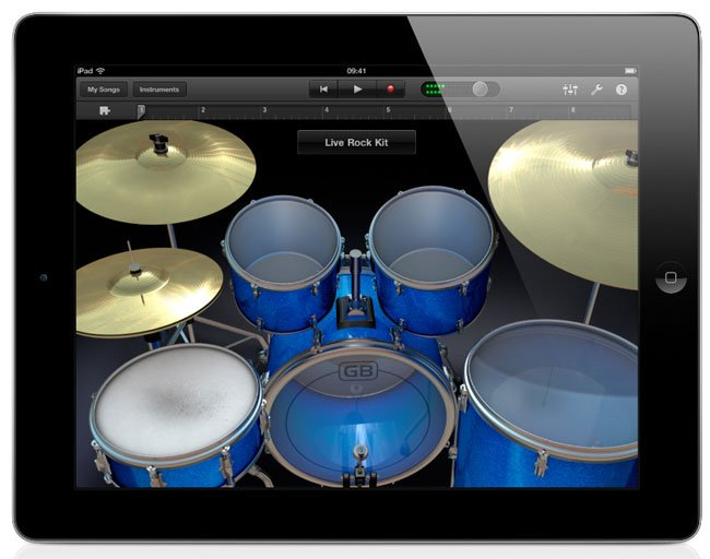 iMovie And Garage Band Announced For iPad