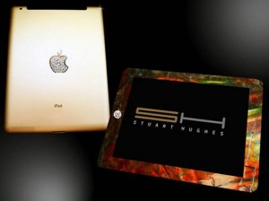 Gold iPad 2