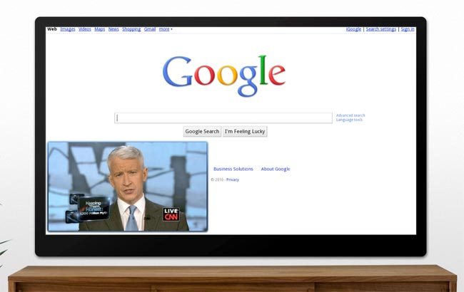 Google TV Gets Updated