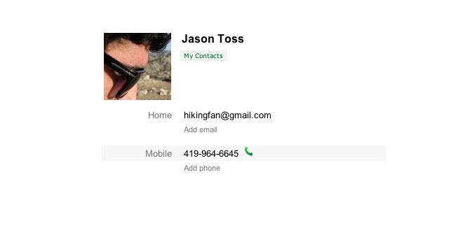 google click-to-call