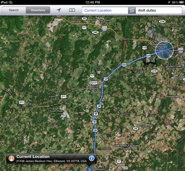 GPS Works On WiFi iPad 2