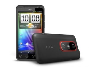 HTC EVO 3D Android Smartphone Headed To Europe