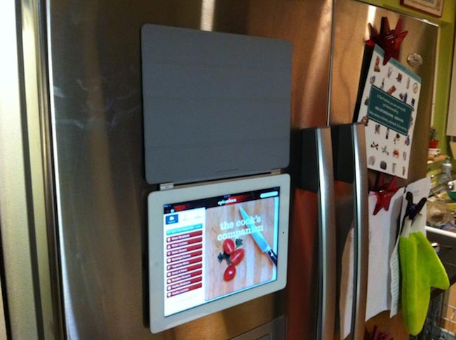 iPad 2 Fridge Magnet