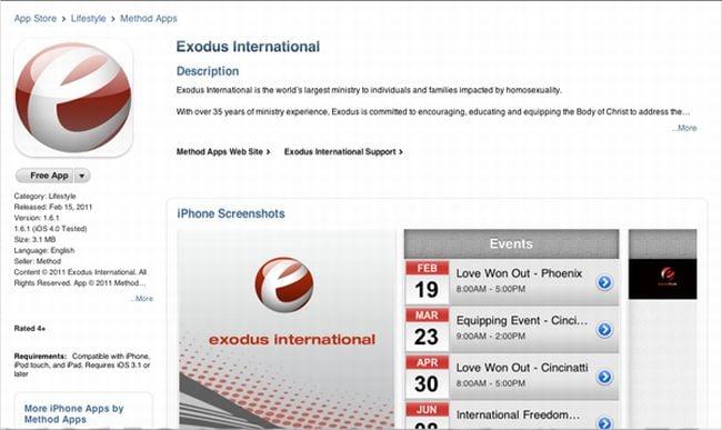 iTunes Exodus