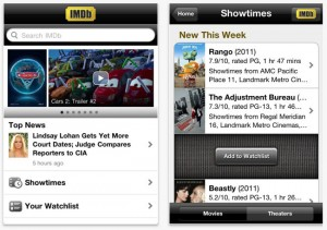IMDb App Update Adds Airplay For Trailers