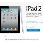 iPad 2 Appears On UK Apple Store