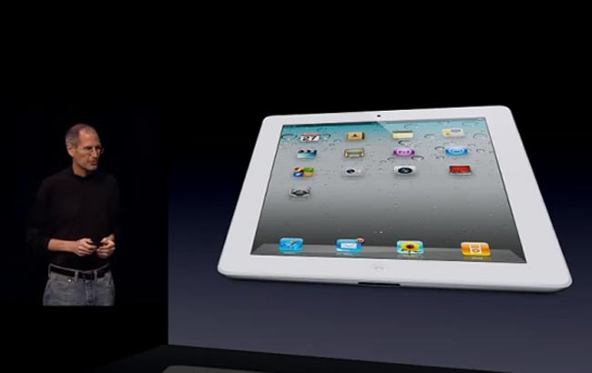 Apple's iPad 2 Event Video Released