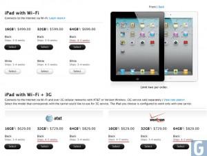 iPad 2 Shipping