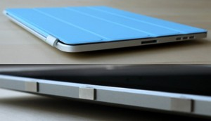 Original iPad Gets A Smart Cover With A Simple Hack
