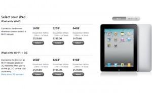 iPad UK Price Drop