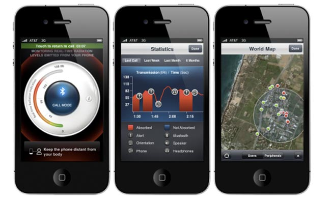 Steve Jobs Rejects Radiation Monitoring iPhone App