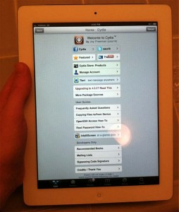 jailbroken ipad 2