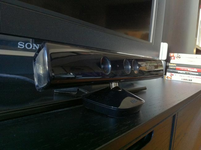 Microsoft Kinect Hacked For Home Automation (Video)