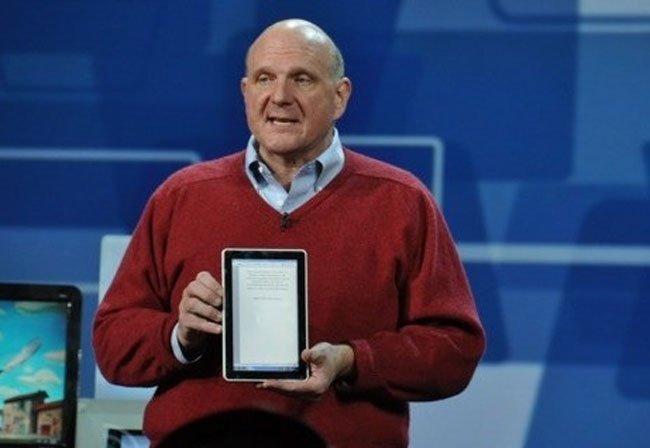 Microsoft's Windows 8 Tablets To Launch In 2012?
