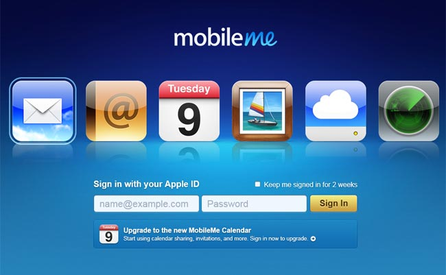 Apple Launching New Free MobileMe In April