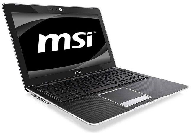 MSI X370 Notebook