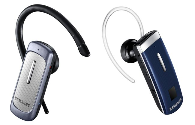 Samsung Launches Three New Bluetooth Headsets
