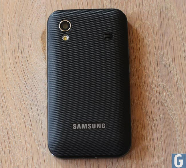 Other specifications on the Samsung Galaxy Ace include 802.11 b/g/n