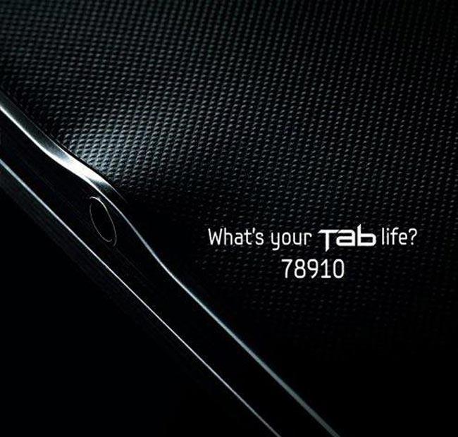 Samsung Teases 8.9 Inch Galaxy Tab