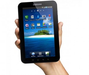 WiFi Samsung Galaxy Tab Priced at £299