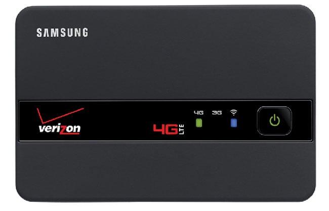 Samsung SCH-LC11 Hot Spot