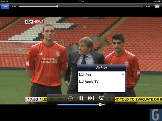 Sky News iPad App