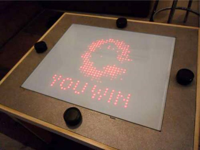 Super Pong Coffee Table