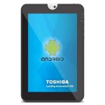 Toshiba 10.1 Inch Android Honeycomb Tablet