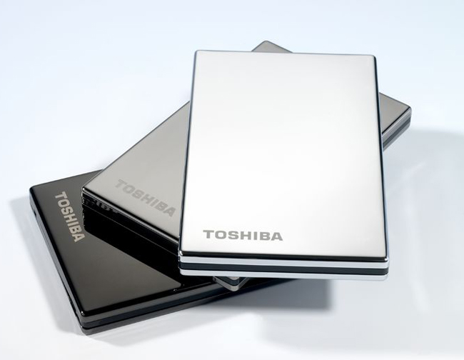 how to store files on external hard drive