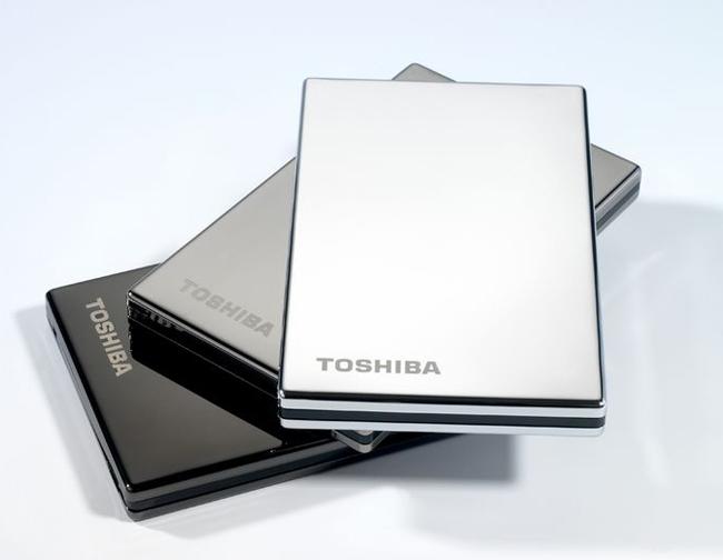 Toshiba Store External Hard Drive