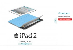 Vodafone UK To Offer iPad 2