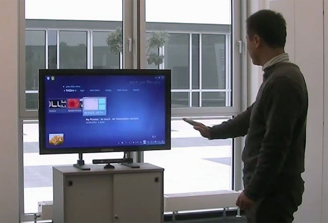 Win&I Kinect Windows Software