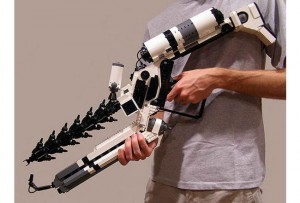 Lego Replica Of District 9 ARC Pew Pew Gun