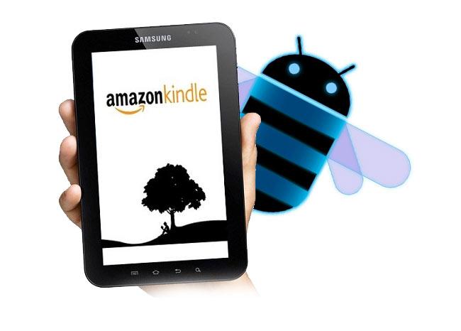 Amazon Kindle Honeycomb