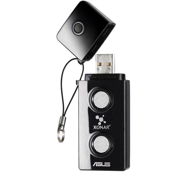 Asus Xonar U3 USB Soundcard