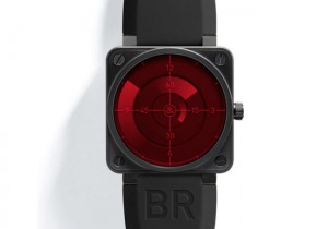 BR 01-92 Radar watch