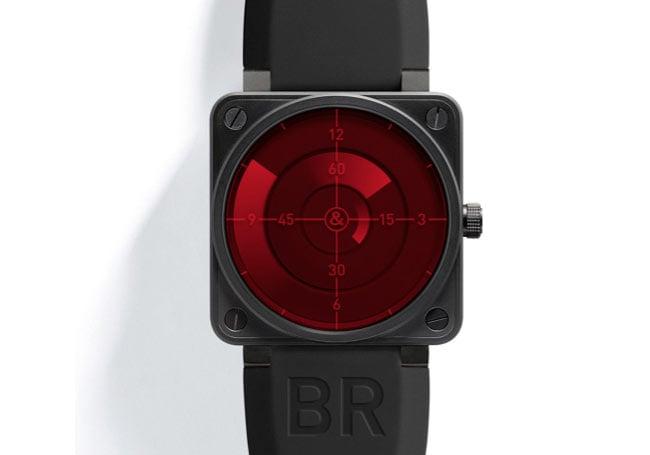 BR 01-92 Radar watch