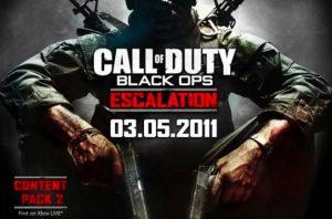 Black Ops Escalation DLC