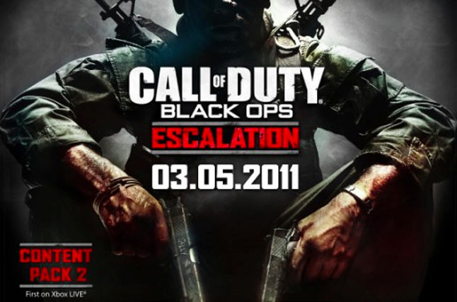 Black Ops Escalation DLC