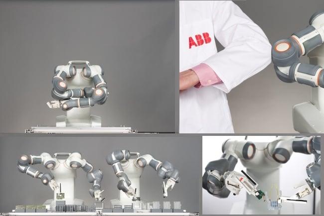 FRIDA Concept Robot Worker