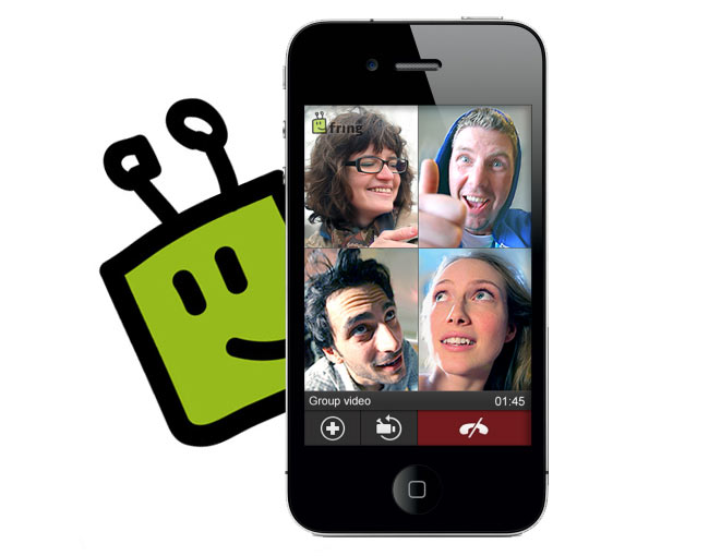 how to do a skype group call on iphone