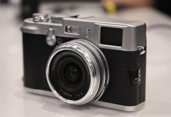Fujifilm FinePix X100 1