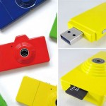 The Fuuvi Pick Is A Flash Drive And Digital Camera In One