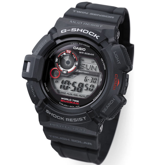 GW-9300 Mudman G-Shock Watch