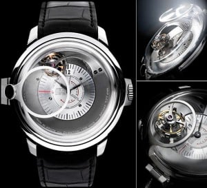Gagarin Tourbillon Watch Commemorates 50th Anniversary of Yuri Gagarin's First Space Flight