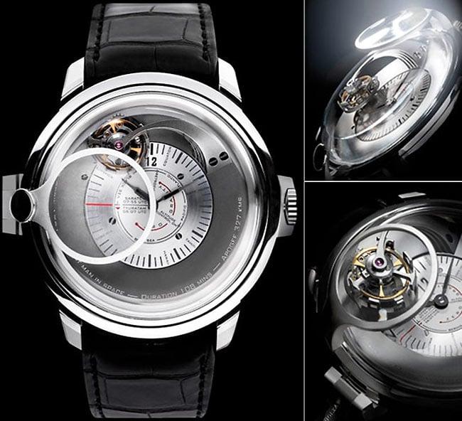 Gagarin Tourbillon Watch