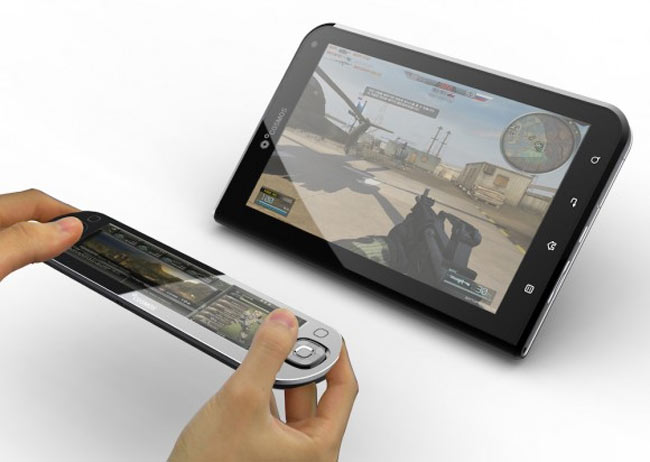 Gaming Tablet Concept